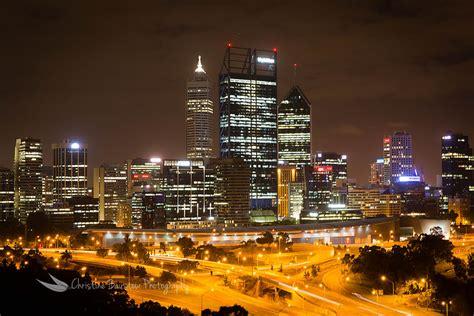 Perth City Lights Christine Bairstow Perth City Lights