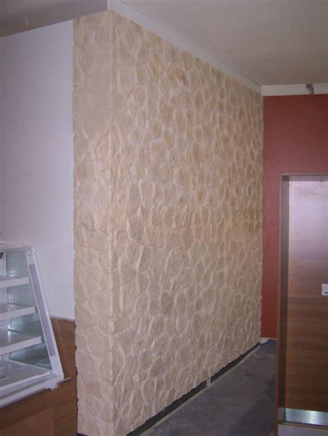 Wand Steinoptik Wohnzimmer by Wohnzimmer Wandgestaltung Steinoptik Rheumri