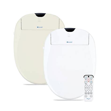 swash 1000 bidet toilet seat brondell swash 1000 advanced bidet seat bidet toilet system