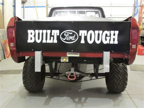 ford   super stock pulling truck