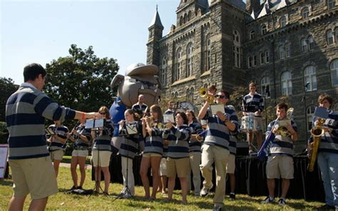 Georgetown Mba Admissions by Georgetown Community Neighbors Join In On Fall