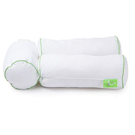 posture pillow for bed sleep yoga multi position body pillow chiropractor