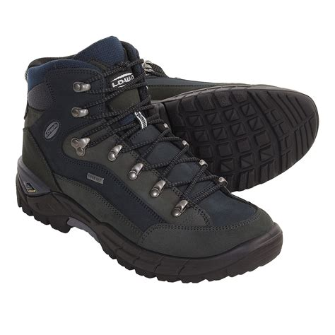 lowa hiking boots lowa renegade tex 174 mid hiking boots for 2575r