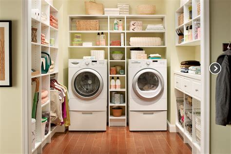 Closetmaid Laundry Room green laundry room traditional laundry room closetmaid