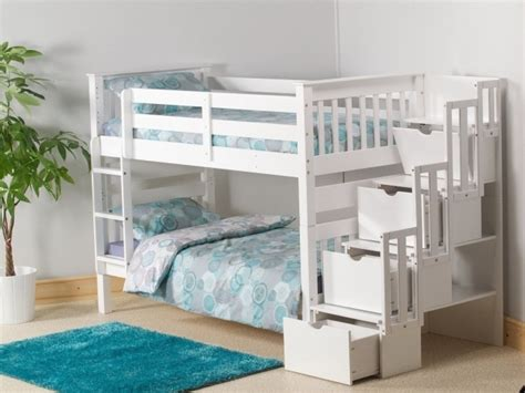 cheap bunk beds with storage drawers modern metal stair railings interior stairs design ideas