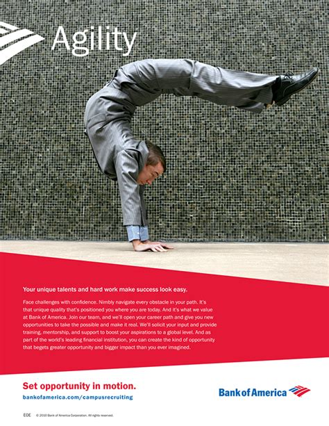 bank of america ad bank of america 2010 global cus caign website on