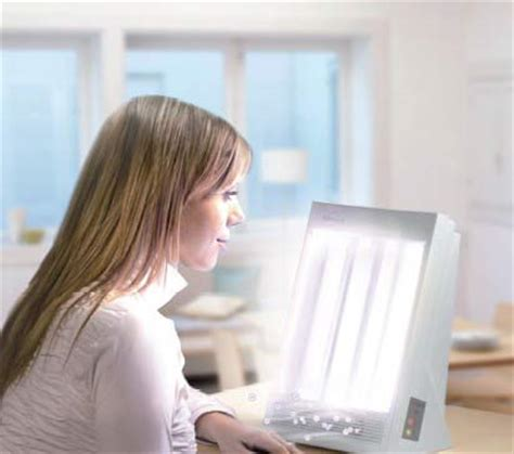 happylight touch led light therapy l naturebright suntouch plus light and ion therapy l