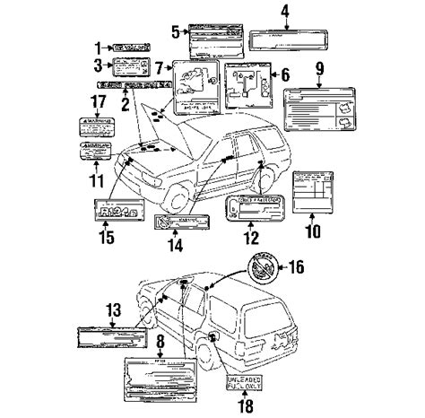 toyota 4runner parts diagram 2000 toyota 4runner parts camelback toyota parts