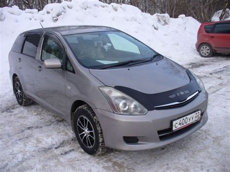 Toyota Wish 2007 Review Toyota Wish 2007 Reviews Prices Ratings With Various