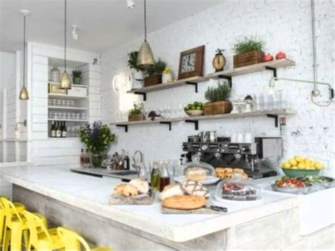 cafe kitchen decorating ideas cafe interior design decoration ideas in the
