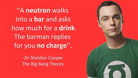 sheldon cooper quotes science quotes sheldon cooper quotesgram