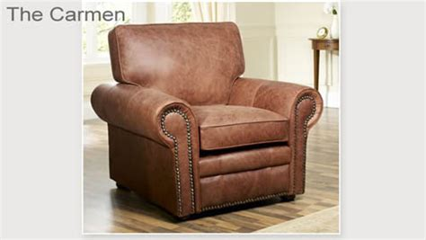 Upholstery Vermont Aniline Leather Sofa The Sofa Collection British Made