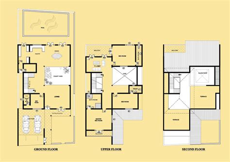 3 storey house plans three story house plans in sri lanka house plans