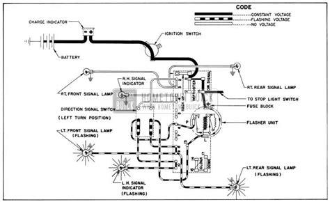 1954 ford customline wiring diagram wiring diagram