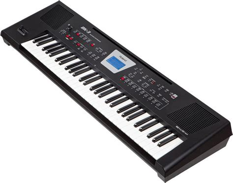 Keyboard Roland 3 Jutaan Roland Backing Keyboard Arranger Black Mcquade