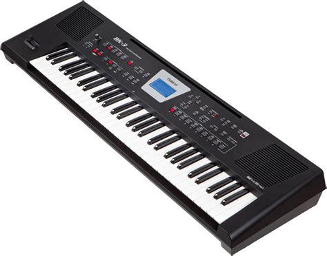 Roland Backing Keyboard Arranger Black Long & McQuade Musical Instruments
