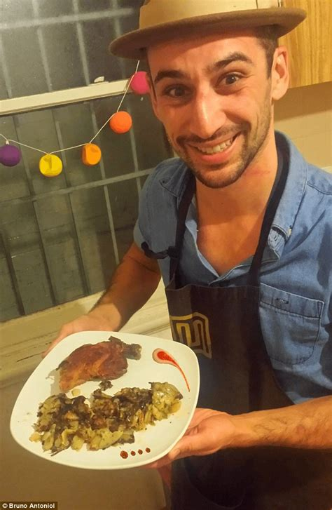 homemade app lets you cook dinner and sell servings to your neighbours daily mail online