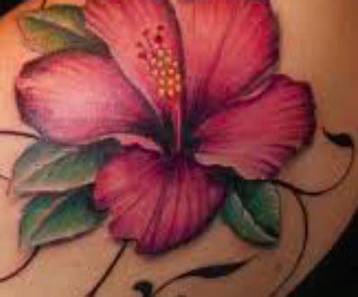 tatuaggio fiore ibisco tatuaggio hibiscus significato simbolo ed immagini