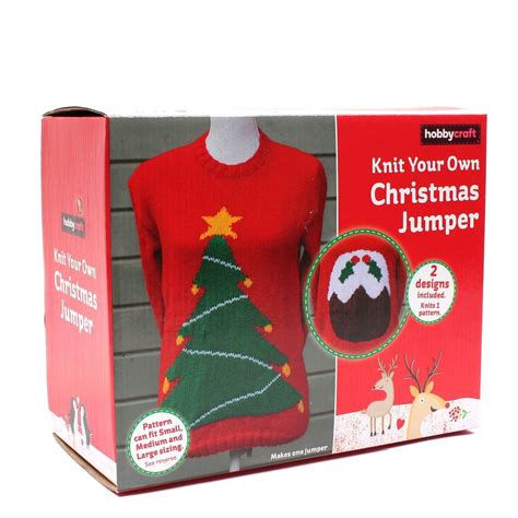 knit your own jumper hobbycraft get crafty knit your own jumper kit