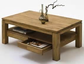 table basse design en bois de ch 234 ne avec 2 tiroirs gordon
