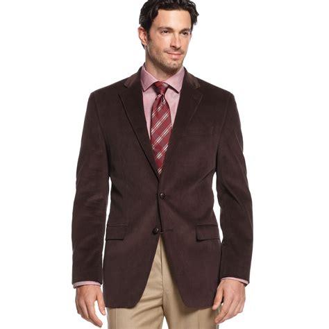 lauren ralph lauren ls lyst lauren by ralph lauren jacket corduroy blazer with