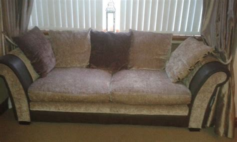 Sofa Harvey Norman by 3 Seater Harvey Norman Fabric Sofa In Carryduff Belfast