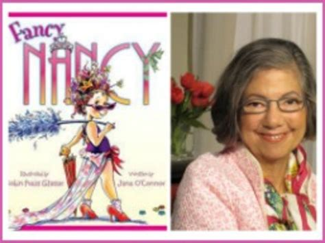 fancy nancy oodles of kittens books meet the author of the fancy nancy books o connor