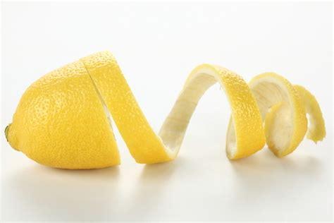 Pell Lemon 9 usos para la piel de lim 243 n en la cocina pequerecetas