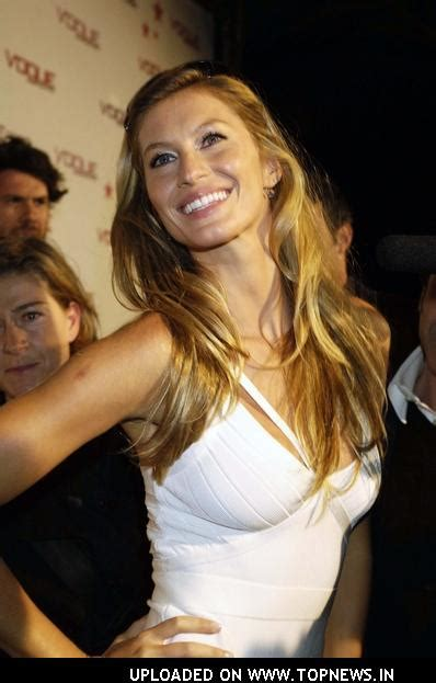 Gisele Bundchen On Anorexia by Fashion Vogue Panache Fashion Model Gisele Bundchen S
