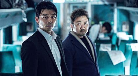 gong yoo film dan acara tv gong yoo dan ma dong seok kaget seramnya aktor zombie di