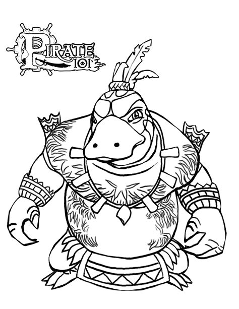 Pirate Coloring Pages Coloring Home Free Pirate Coloring Pages For Coloring Home