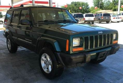 Jeep For Sale 2001 2001 Jeep For Sale Carsforsale