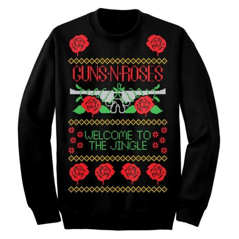 Sweater Rock Band Radio 15 amazing sweaters for the fan in your axs