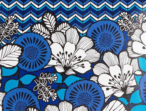 blue pattern vera bradley vera bradley blue flowers chrome theme themebeta