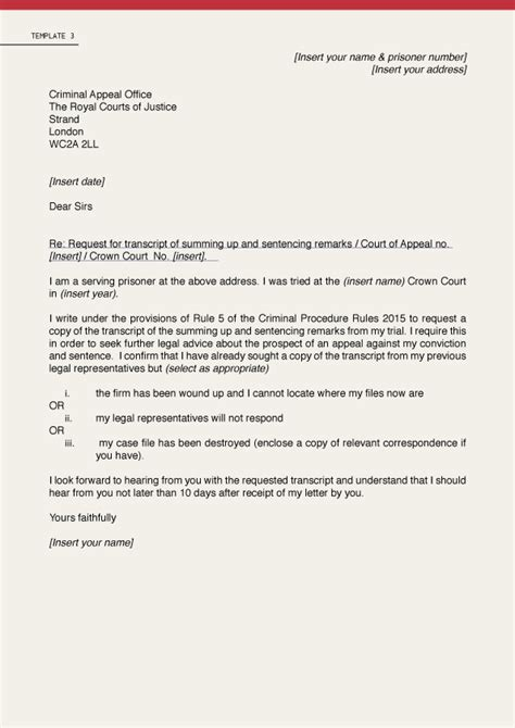 Appeal Letter For Justice Open Justice Initiative Centre For Criminal Appeals