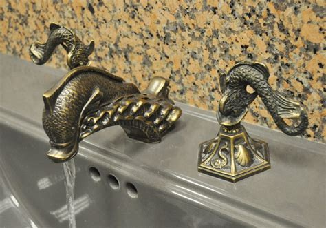 home hardware dolphin or sea sink faucet