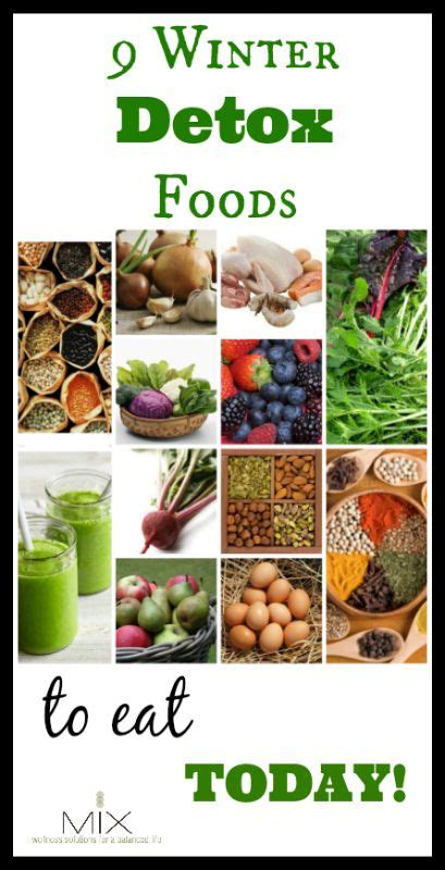 Eat When On Detox by 9 Winter Detox Foods To Eat Today Detox Foods The O