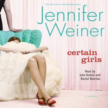 Book Review In Bed By Weiner by Certain Audiobook By Weiner Julie Dretzin