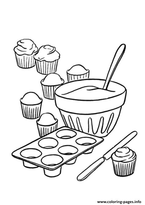 how to make coloring pages from photos the how to make cupcakes coloring pages printable