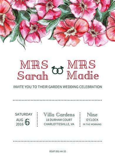 how much to charge for wedding invitations 2 customize 1 391 wedding invitation templates canva