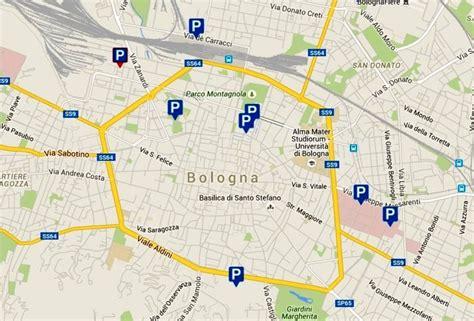 giardini margherita bologna mappa parcheggi a bologna vicini al centro storico
