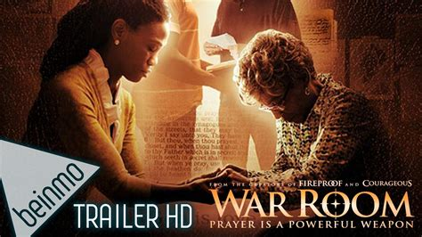 What Is The Room About 2015 War Room Official Teaser Trailer 2015 Alex Kendrick