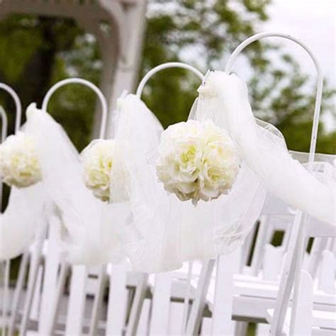 Wedding Aisle Shepherd Hooks by Wedding Shepherd Hook Wedding Garden Decor