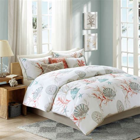beach bed set gorgeous coastal bedding from kohl s http www