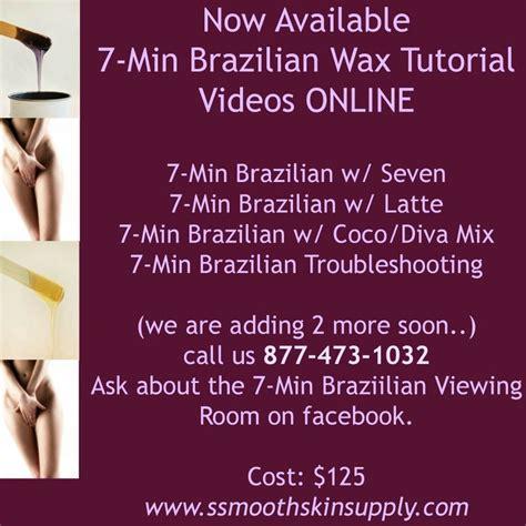 self brazilian wax tutorial 97 best images about esthetician on pinterest lip waxing