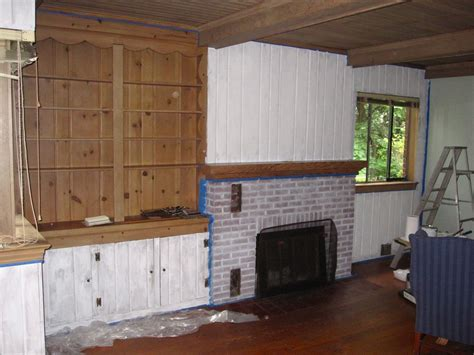Painting Knotty Pine by Painting Knotty Pine Paneling Paneling3 Home