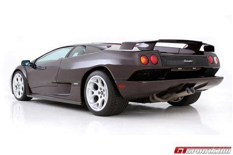 Lamborghini Diablo 6 0 Vt For Sale For Sale Lamborghini Diablo 6 0 Liter Vt Se