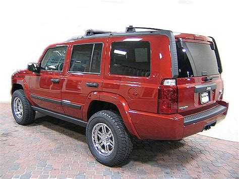 2006 Jeep Commander Lift Kit Crawl Road Llc Gt Jeep Commander Xk 2006 2010 Gt Rocky