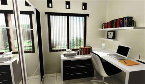 desain meja kerja dirumah minimalis 10 desain ruang kerja minimalis terbaru 2017 lihat co id