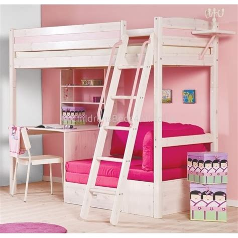 Cabin Beds With Sofa 19 Best Girly Bedroom Images On Child Room 3